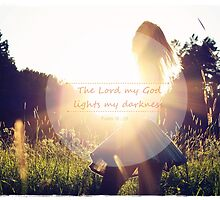 Ps 18:28 by DforDory