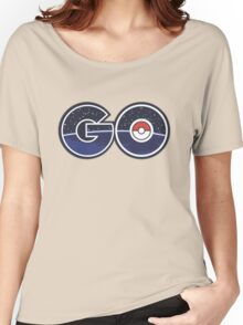 pokemon go real word Women's Relaxed Fit T-Shirt