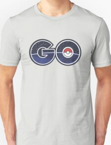 pokemon go real word T-Shirt