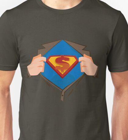Superhero design  Unisex T-Shirt
