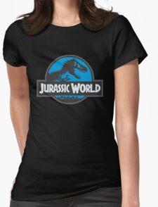 jurassic world Womens Fitted T-Shirt