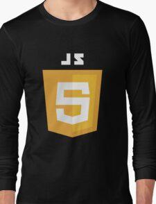 javascript computer Long Sleeve T-Shirt