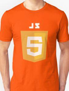 javascript computer Unisex T-Shirt