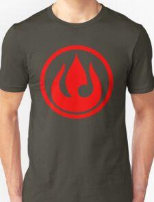 fire nation avatar Unisex T-Shirt