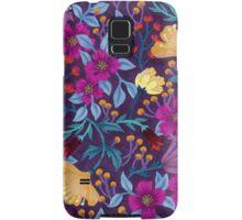 Floral Samsung Galaxy Case/Skin