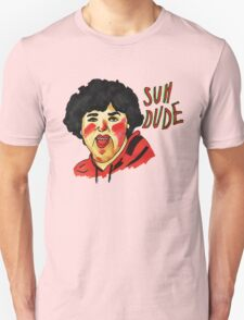 'SUH DUDE' LINE DRAWING NICK COLLETTI T-Shirt