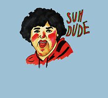 'SUH DUDE' LINE DRAWING NICK COLLETTI Unisex T-Shirt