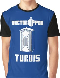 doctor poo the turdis Graphic T-Shirt