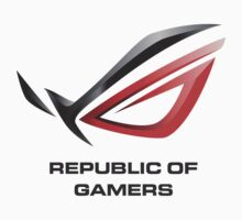 asus republic of gamers by Luted1978