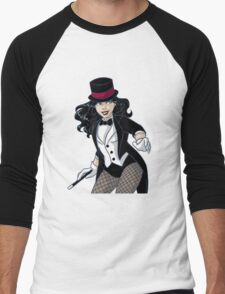 Zatanna Men's Baseball ¾ T-Shirt