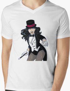 Zatanna Mens V-Neck T-Shirt