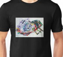 Artworks Collections EDIT ARTWORK   About artwork  Manage images  Publish If wishes were horses, beggars might ride - Original Wall Modern Abstract Art Painting Unisex T-Shirt