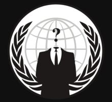 who is anonymous ? by Luted1978