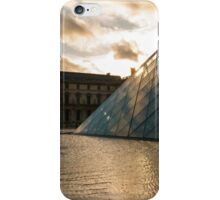 Louvre - Xmas Morning iPhone Case/Skin
