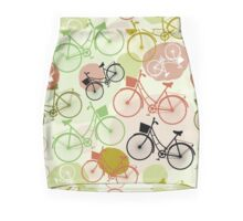 Ride a bike Mini Skirt