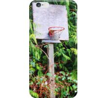 Basketball Forrest iPhone Case/Skin