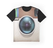 Insta Graphic T-Shirt