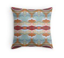 Phoenix by Stephanie Burns Throw Pillow