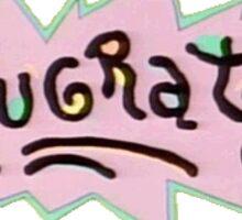Rugrats Sticker