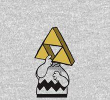 Triforce Heroes Baby Tee
