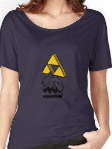 Triforce Heroes Women's Relaxed Fit T-Shirt