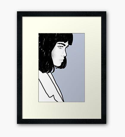 G I R L S 03 Framed Print