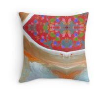 Phoenix 2 by Stephanie Burns Throw Pillow