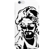 The Big Lebowski T-Shirt iPhone Case/Skin
