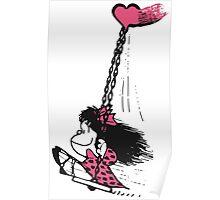 Mafalda Free Poster