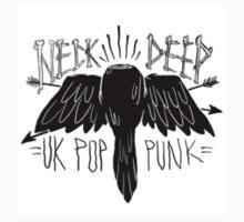 Neck Deep Art Baby Tee