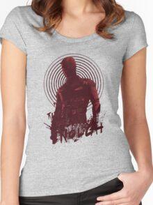 Speak of the Devil Women's Fitted Scoop T-Shirt