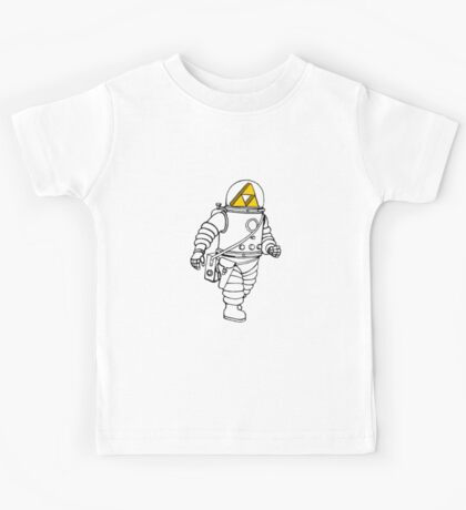 Triforce Heroes Kids Tee