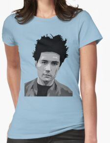 Dan Smith (Bastille) Painting Tee Womens Fitted T-Shirt