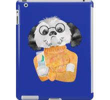 Any chance of a refill? Iced tea shih tzu iPad Case/Skin
