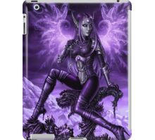 Energy wings iPad Case/Skin