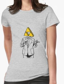 Triforce Heroes Womens Fitted T-Shirt