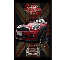 Mini JCW Photographic Print
