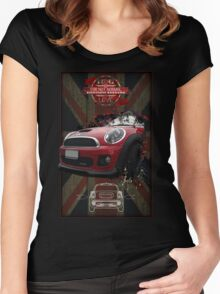 Mini JCW Women's Fitted Scoop T-Shirt