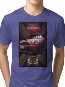 Mini JCW Tri-blend T-Shirt