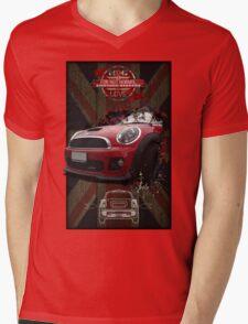 Mini JCW Mens V-Neck T-Shirt