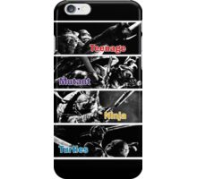 Teenage Mutant Ninja Turtles Out Of The Shadows iPhone Case/Skin