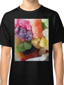 Jelly Babies in a white paper bag Classic T-Shirt