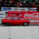 MK1 on track by Perggals© - Stacey Turner