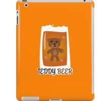 Teddy beer iPad Case/Skin