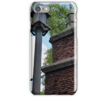 Ancient street iPhone Case/Skin