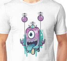 Flying Icecream Unisex T-Shirt