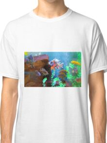 Fish At Manly Manor Classic T-Shirt