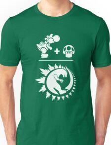 Yoshizilla Vertical Unisex T-Shirt