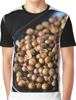 Coriander Seed Graphic T-Shirt
