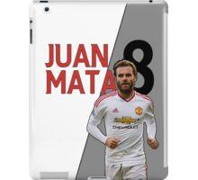 Juan Mata iPad Case/Skin